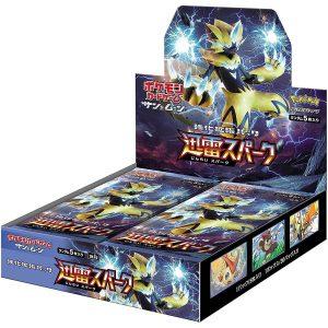Pokemon Card Game Thunder Thunderclap Spark Box 1 TuttoGiappone