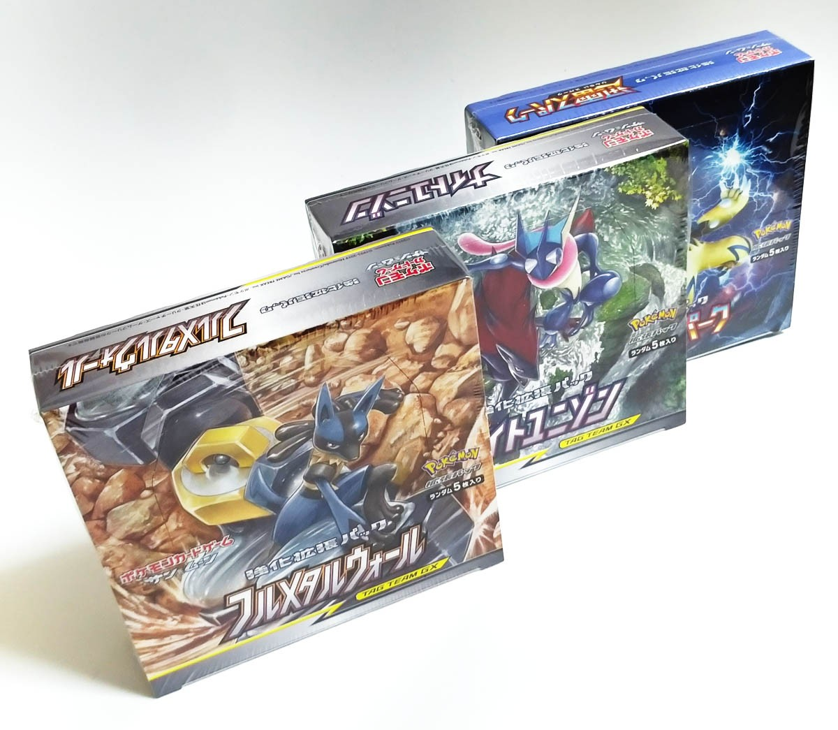 Pokemon Card Game Expansion Pack TuttoGiappone