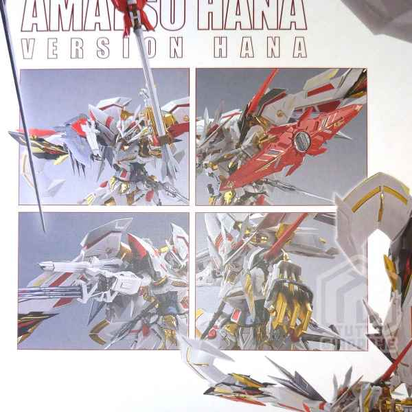 Metal Build MBF P01 Re3 Gundam Astray Gold Frame Amatsu Hana a5 tuttogiappone