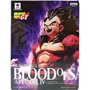 dragonball gt vegeta super saiyan blood of saiyans special version iv tuttogiappone 2