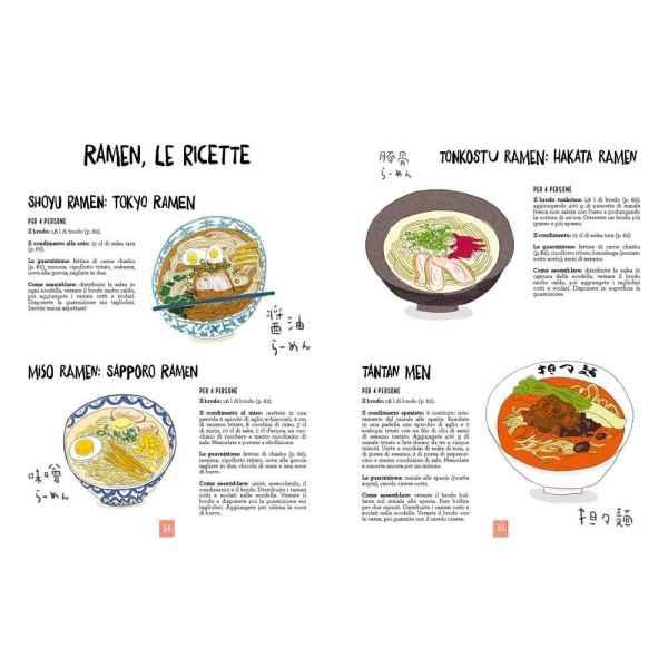 la cucina giapponese illustrata ediz 11 tuttogiappone