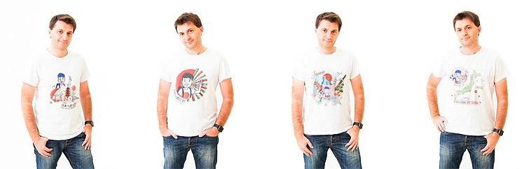 maglietta t shirt marchino in giappone 4 tipi tuttogiappone 748