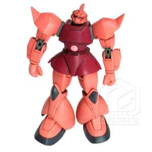 Bandai Gundam MS14S Char s Gelgoog anime version fronte tuttogiappone