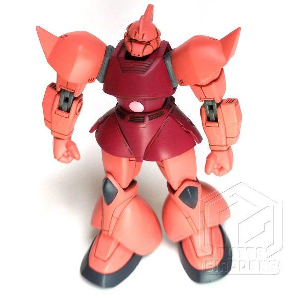 Bandai Gundam MS14S Char s Gelgoog anime version media tuttogiappone