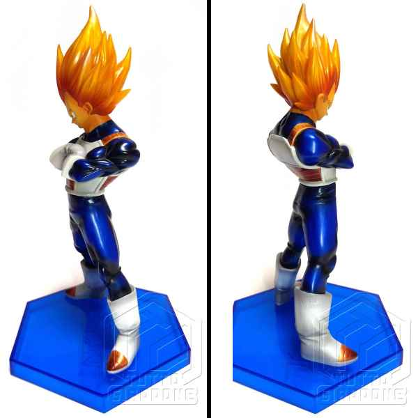 Dragon Ball Kai The Legend of Saiyan Vegeta SSJ DX Action Figure 3 tuttogiappone