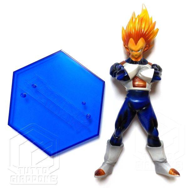 Dragon Ball Kai The Legend of Saiyan Vegeta SSJ DX Action Figure 4 tuttogiappone