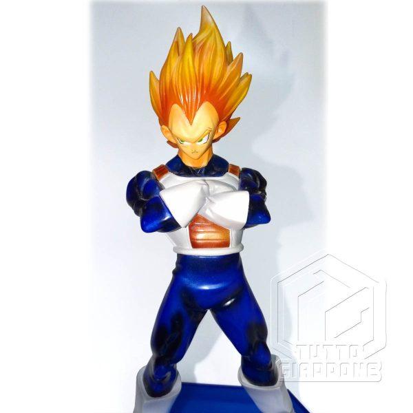 Dragon Ball Kai The Legend of Saiyan Vegeta SSJ DX Action Figure 5 tuttogiappone