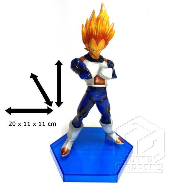 Dragon Ball Kai The Legend of Saiyan Vegeta SSJ DX Action Figure 7 tuttogiappone