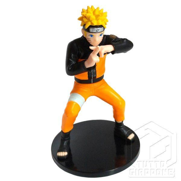 Naruto gashapon 1 Bandai 2009 action figure anime manga tuttogiappone 1