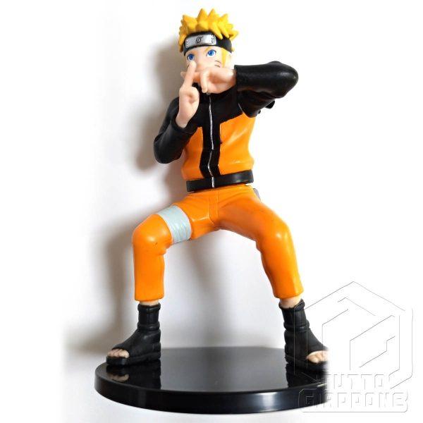 Naruto gashapon 4 Bandai 2009 action figure anime manga tuttogiappone