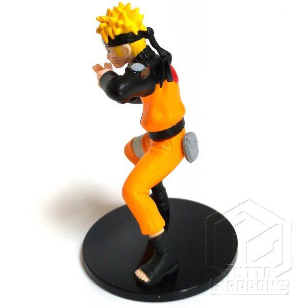 Naruto gashapon 7 Bandai 2009 action figure anime manga tuttogiappone