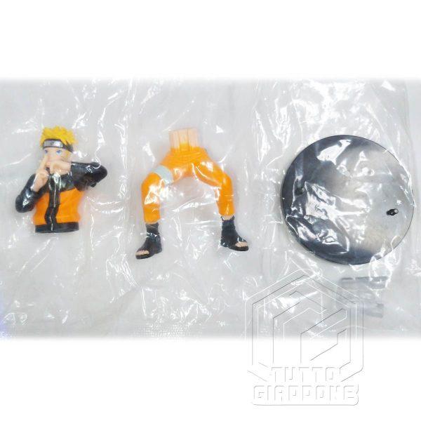 Naruto gashapon 9 Bandai 2009 action figure anime manga tuttogiappone