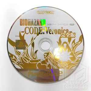 Resident Evil Biohazard Code Veronica PS2 4 tuttogiappone