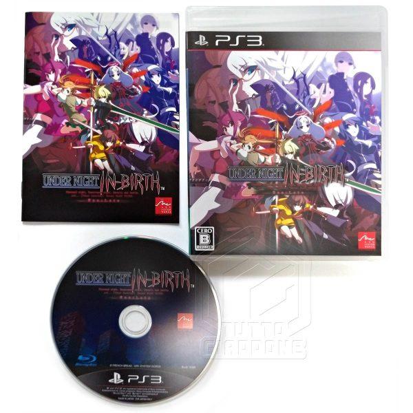 Under Night In Birth PS3 4 tuttogiappone