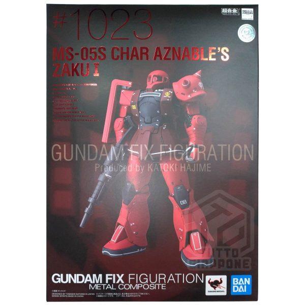 gundam fix figuration metal composite mobile suit zaku fronte tuttogiappone jpg