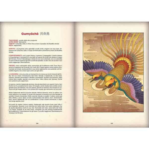 il libro dello hakutaku storie di mo 7 tuttogiappone