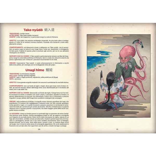 il libro dello hakutaku storie di mo 9 tuttogiappone