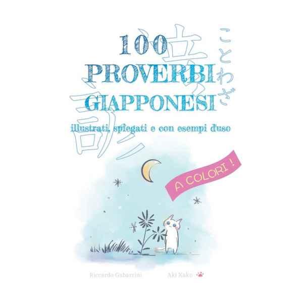 100 Proverbi Giapponesi a Colori tuttogiappone fronte