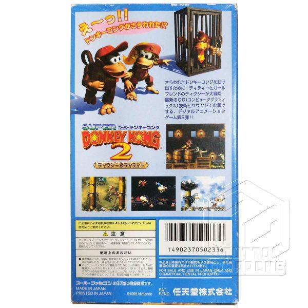 Donkey Kong 2 retro nes tuttogiappone