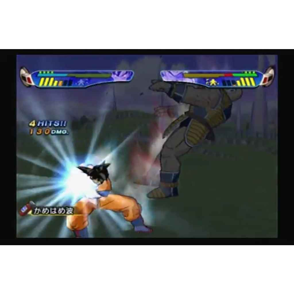 Dragon Ball Z 3 PS2 gameplay tuttogiappone 005