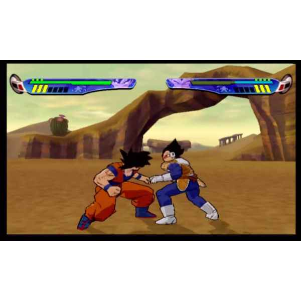 Dragon Ball Z 3 PS2 gameplay tuttogiappone 012