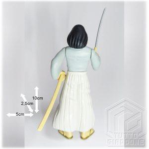 Goemon Ishikawa gashapon action figure 1996 Lupen TuttoGiapponeretro