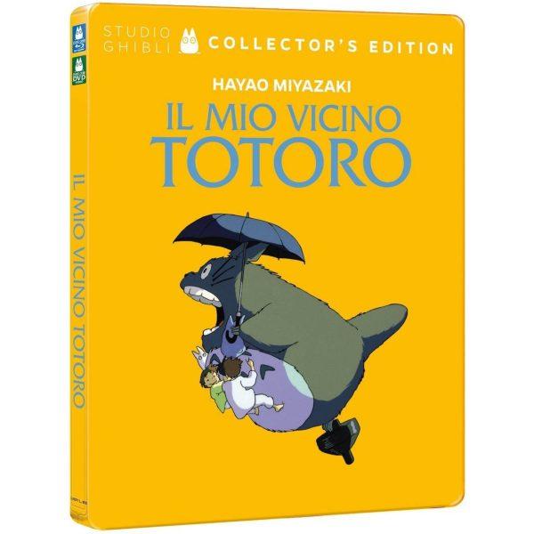 Il Mio Vicino Totoro Steelbook 2 Blu Ray tuttogiappone