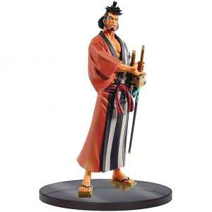Kinemon One Piece wano DXF The GRANDLINE Men figura tuttogiappone