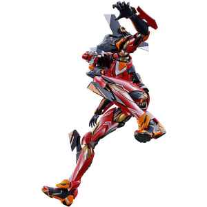 METAL BUILD EVA 02 Production Model Evangelion Action Figure Bandai tuttogiappone figure 0