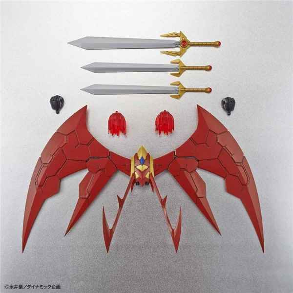 Mazinkaiser Infinitism HG Infinity tuttogiappone fig07
