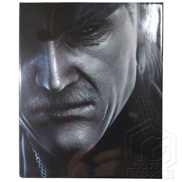 Metal Gear Solid 4 Guns of the Patriots Limited Edition PS3 tuttogiappone 12