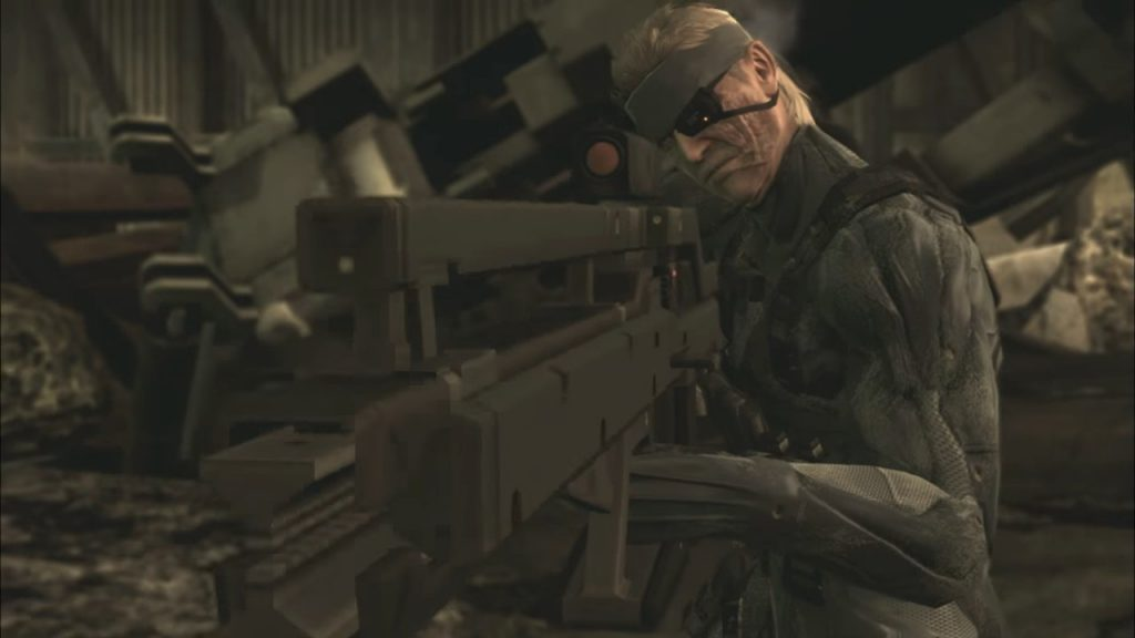 Metal Gear Solid 4 Guns of the Patriots Limited Edition PS3 tuttogiappone screen