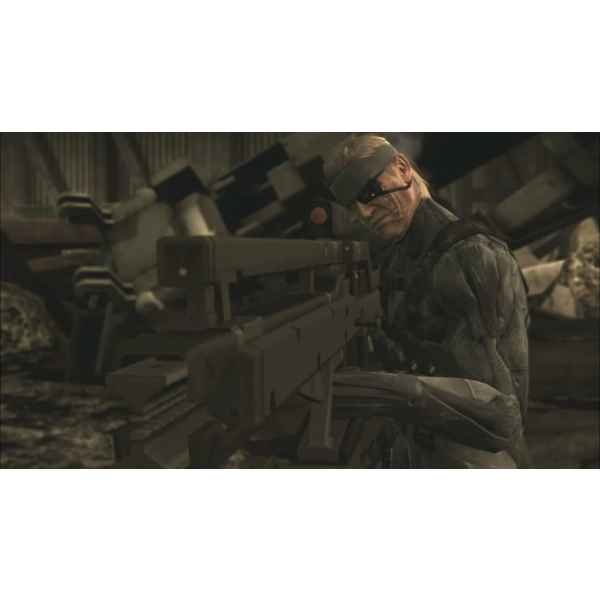Metal Gear Solid 4 Guns of the Patriots Limited Edition PS3 tuttogiappone screen 004
