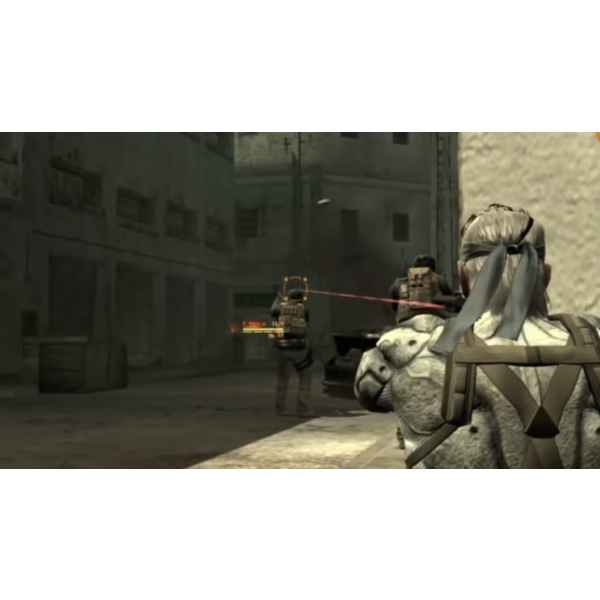 Metal Gear Solid 4 Guns of the Patriots Limited Edition PS3 tuttogiappone screen 011