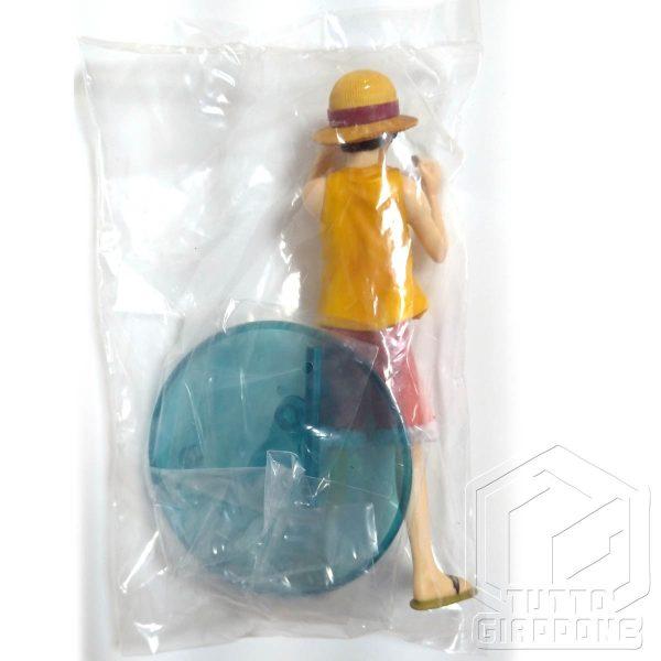Monkey D Rufy Luffy One Piece Statuetta 2011 TuttoGiappone retro
