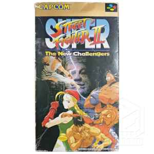 Street Fighter II Super fronte nes tuttogiappone