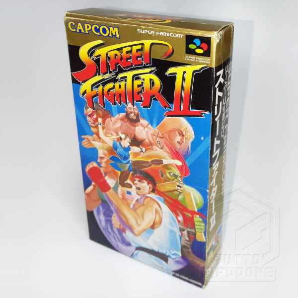 Street Fighter II nes 3d tuttogiappone