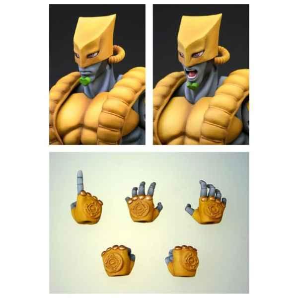 dio world stand mondo action figure risveglio jojo bizarre adventure tuttogiappone accessori