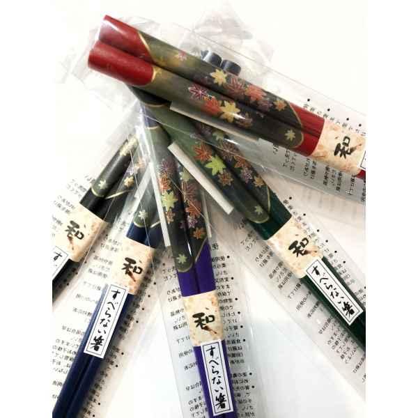 set bacchette giapponesi rorisuinjapan 1