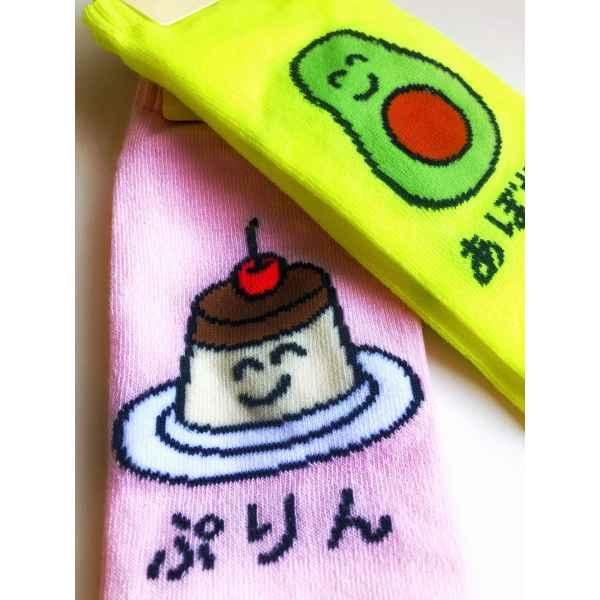 set calzini food rorisu in japan 02
