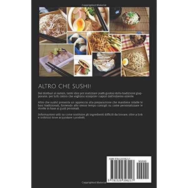 Altro che sushi 2 un viaggio alla scoperta della cucina giapponese TuttoGiappone