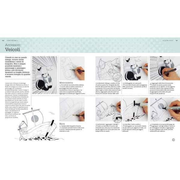 Guida completa per disegnare manga TutttoGiappone 3