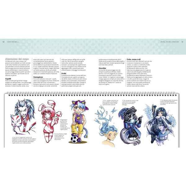 Guida completa per disegnare manga TutttoGiappone 7