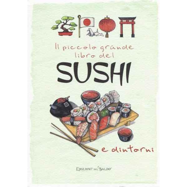 Il piccolo grande libro del sushi e dintorni 1 TuttoGiappone