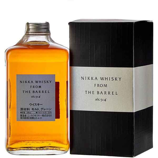 Nikka Whisky From The Barrel 50 cl TuttoGiappone 3