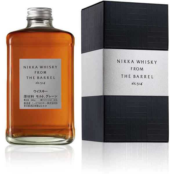 Nikka Whisky From The Barrel 50 cl TuttoGiappone 4