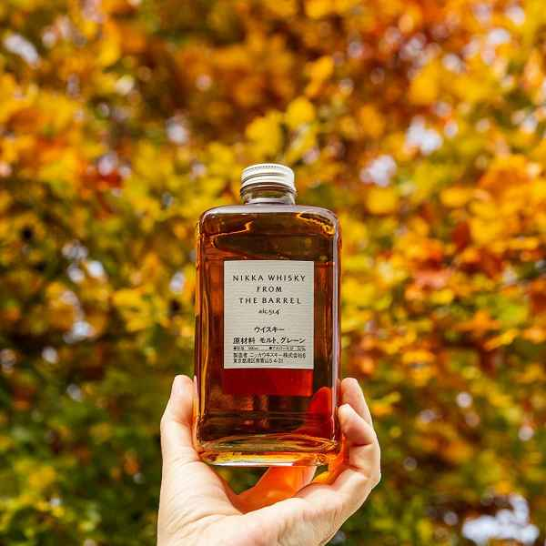 Nikka Whisky From The Barrel 50 cl TuttoGiappone 5