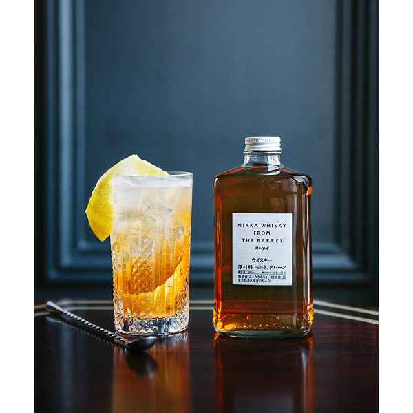 Nikka Whisky From The Barrel 50 cl TuttoGiappone 8