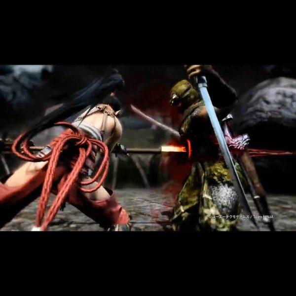Ninja Gaiden 3 Razor s Edge wii u tuttogiappone screenshot 005