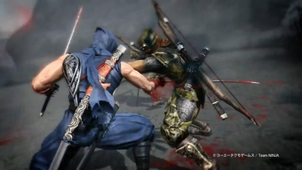 Ninja Gaiden 3 Razor's Edge wii u tuttogiappone screenshot